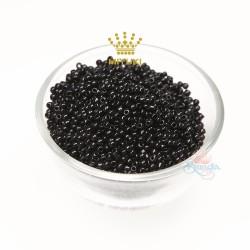 MIYUKI Round Bead - Black #748 (100gram/pack)