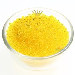 MIYUKI Round Bead - Yellow #80010 (100gram/pack)