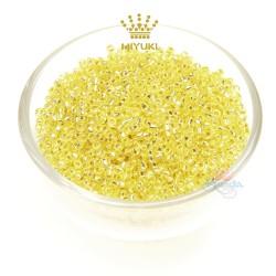 MIYUKI Round Bead - Yellow #810 (100gram/pack)