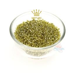 MIYUKI Round Bead - Green #811 (100gram/pack)