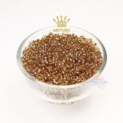 MIYUKI Round Bead - Brown #818 (100gram/pack)