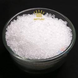 MIYUKI Round Bead - White #M0005 (100gram/pack)
