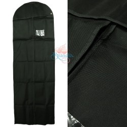 Cloth Cover Bag Black 60cm x 180cm - 1pcs