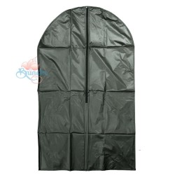 Cloth PVC Cover Bag Black 60cm x 100cm - 1pcs