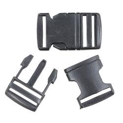 Plastic Buckle Lock 3.2CM - 2pcs/pack