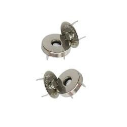 Magnetic Snap Button 2CM - 2pcs