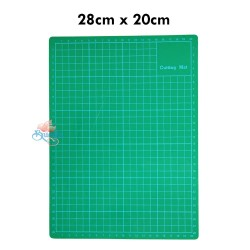 28cm x 20cm Craft Cutting Mat - 1pcs