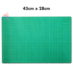 43cm x 28cm Craft Cutting Mat - 1pcs