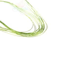 28 Wire Flower Grass Green 74cm - 10pcs/pack