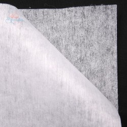 "(1025 FAT) Soft Iron On Interfacing Wide 40"" - 1 Meter"