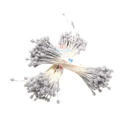 H100S Special Stigma Flower Inti Bunga Silver - 1 Bunch