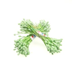 H100 Stigma Flower Inti Bunga Light Green - 1 Bunch