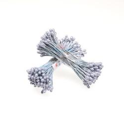 H100 Stigma Flower Inti Bunga Light Grey - 1 Bunch