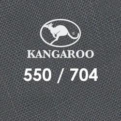 "#550 / #704 Kangaroo Premium Voile Scarf Tudung Bawal Plain 45"" Grey"
