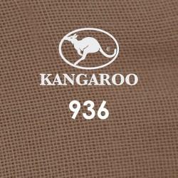 "#936 Kangaroo Premium Voile Scarf Tudung Bawal Plain 45"" Grey Brown Puff"