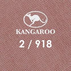 "#918 / #2 Kangaroo Premium Voile Scarf Tudung Bawal Plain 45"" White Old Purple"