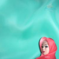 "Senorita Organdy Scarf Tudung Plain 45"" Teal - #539"
