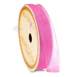 #13 Senorita Organza Ribbon - Light Pink (9mm, 15mm, 24mm)
