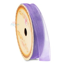 #42 Senorita Organza Ribbon - Light Purple (9mm, 15mm, 24mm)