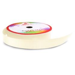 Senorita Polyester Ribbon - Ivory #002 (9mm, 15mm, 24mm, 38mm)