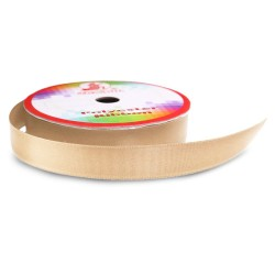 Senorita Polyester Ribbon - Raw Silk #005 (9mm, 15mm, 24mm, 38mm)