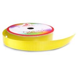 Senorita Polyester Ribbon - Daffodil #008 (9mm, 15mm, 24mm, 38mm)