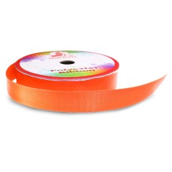 Senorita Polyester Ribbon - Russet Orange #010 (9mm, 15mm, 24mm, 38mm)