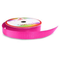 Senorita Polyester Ribbon - Shocking Pink #017 (9mm, 15mm, 24mm, 38mm)