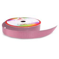 Senorita Polyester Ribbon - Rosy Mauve #019 (9mm, 15mm, 24mm, 38mm)
