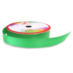 Senorita Polyester Ribbon - 037 Green Flash (9mm, 15mm, 24mm, 38mm)