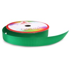 #039 Senorita Polyester Ribbon - Emerald (9mm, 15mm, 24mm, 38mm)