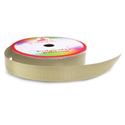 #041 Senorita Polyester Ribbon - Olive Grey (9mm, 15mm, 24mm, 38mm)