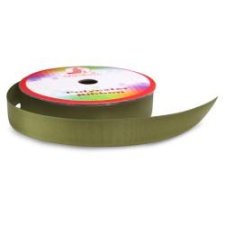 Senorita Polyester Ribbon - 043 Deep Sage (9mm, 15mm, 24mm, 38mm)
