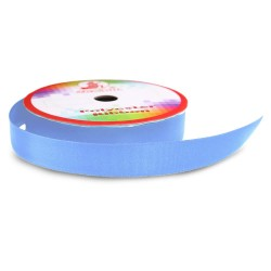 #046 Senorita Polyester Ribbon - Bluebird (9mm, 15mm, 24mm, 38mm)