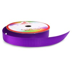 #056 Senorita Polyester Ribbon - Purple (9mm, 15mm, 24mm, 38mm)
