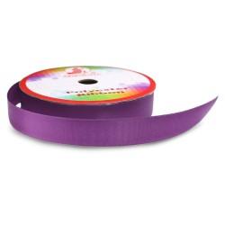 #058 Senorita Polyester Ribbon - Amethyst (9mm, 15mm, 24mm, 38mm)