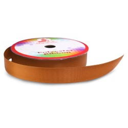 #066 Senorita Polyester Ribbon - Copper (9mm, 15mm, 24mm, 38mm)