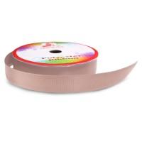 #070 Senorita Polyester Ribbon - Vanilla (9mm, 15mm, 24mm, 38mm)