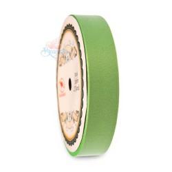19MM Solid PP Fancy Ribbon Plain Lime Green - 1 Roll
