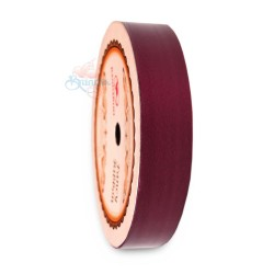 19MM Solid PP Fancy Ribbon Plain Maroon - 1 Roll