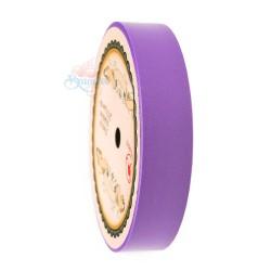 19MM Solid PP Fancy Ribbon Purple - 1 Roll
