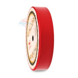 19MM Solid PP Fancy Ribbon Red - 1 Roll
