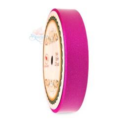 19MM Solid PP Fancy Ribbon Plain Shocking Pink - 1 Roll