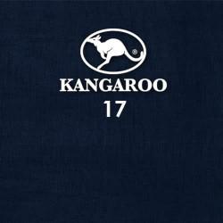 Kangaroo Premium Voile Scarf Tudung Bawal Navy Blue