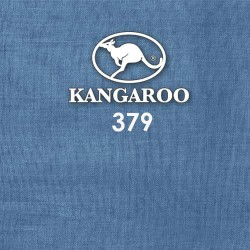 Kangaroo Premium Voile Scarf Tudung Bawal Grey Blue