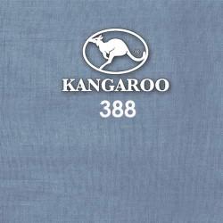 Kangaroo Premium Voile Scarf Tudung Bawal Light Grey Blue