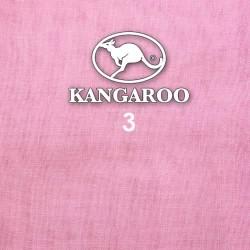 Kangaroo Premium Voile Scarf Tudung Bawal Light Dusty Pink
