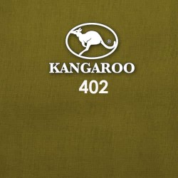 Kangaroo Premium Voile Scarf Tudung Bawal Olive Green