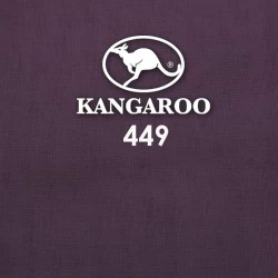 Kangaroo Premium Voile Scarf Tudung Bawal Deep Plum Purple