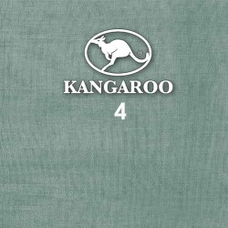 Kangaroo Premium Voile Scarf Tudung Bawal Grey Green